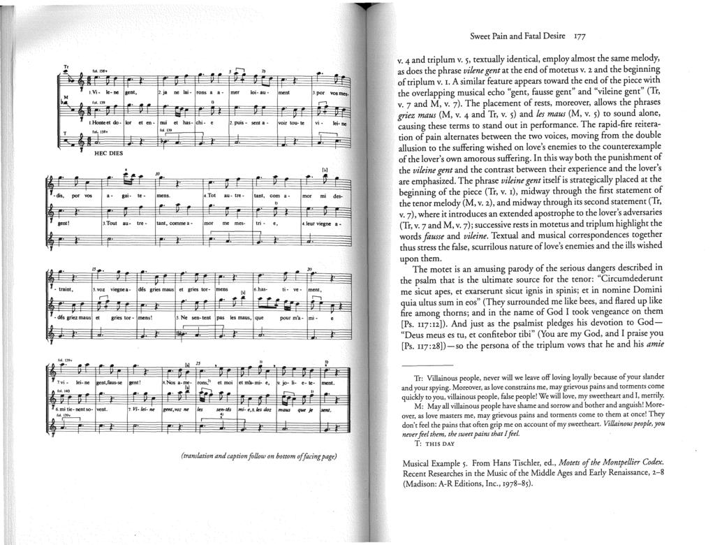 Allegorical Play in the Old French Motet  The Sacred and the
