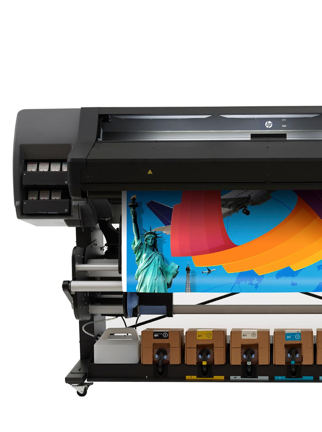 printer Most cost efficient latex giclee and