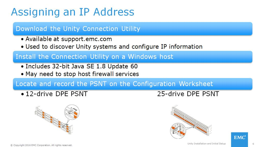 Welcome to Unity Installation and Initial Setup  - PDF
