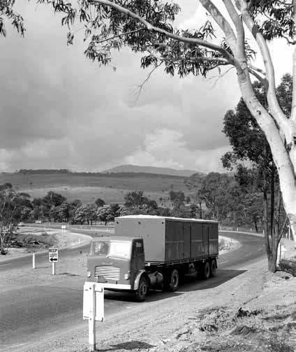The Old Hume Highway  History begins with a road  Routes