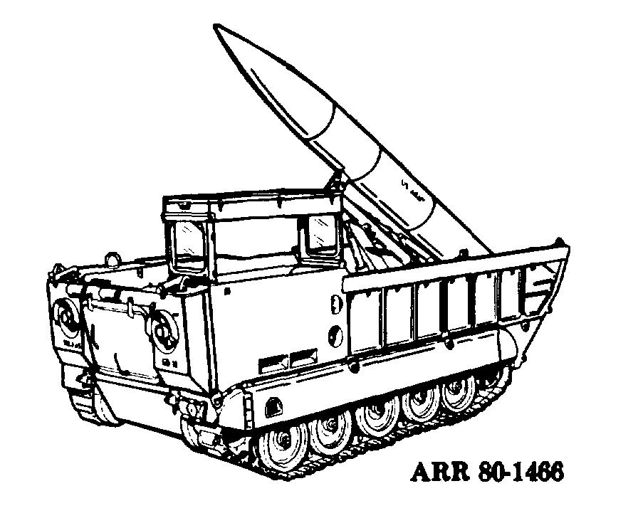 PART THREE GUIDED MISSILE SYSTEMS CHAPTER 8 THE LANCE AND PERSHING GUIDED MISSILE SYSTEMS Section I. GENERAL 8-1. Scope.