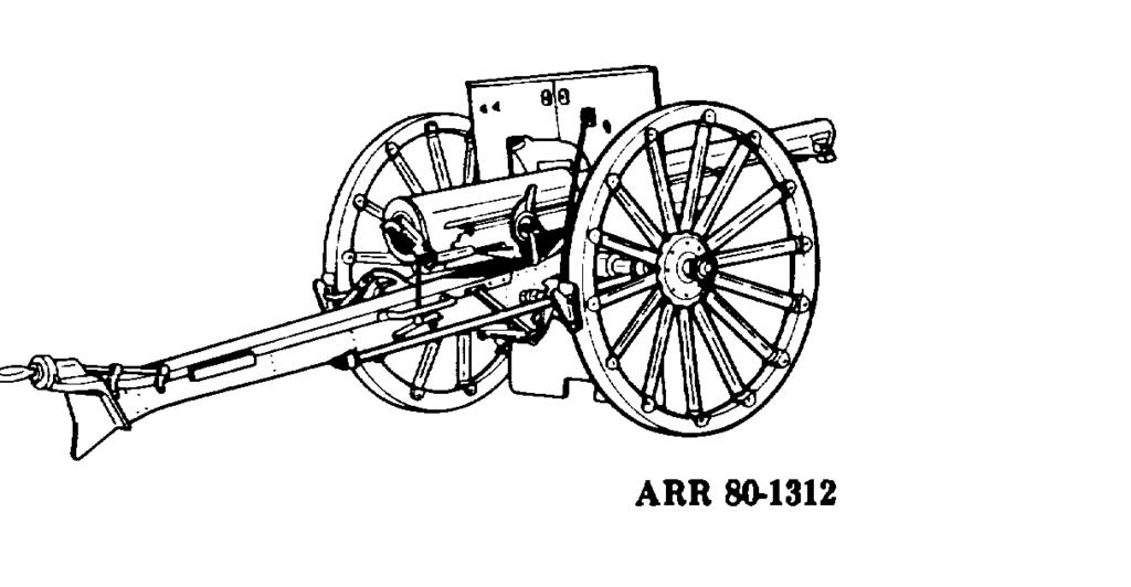 Developed by Captain T. J. Rodman (United States Army Ordnance) in the mid-1800 s, this smoothbore weapon was cast around a water- cooled core.