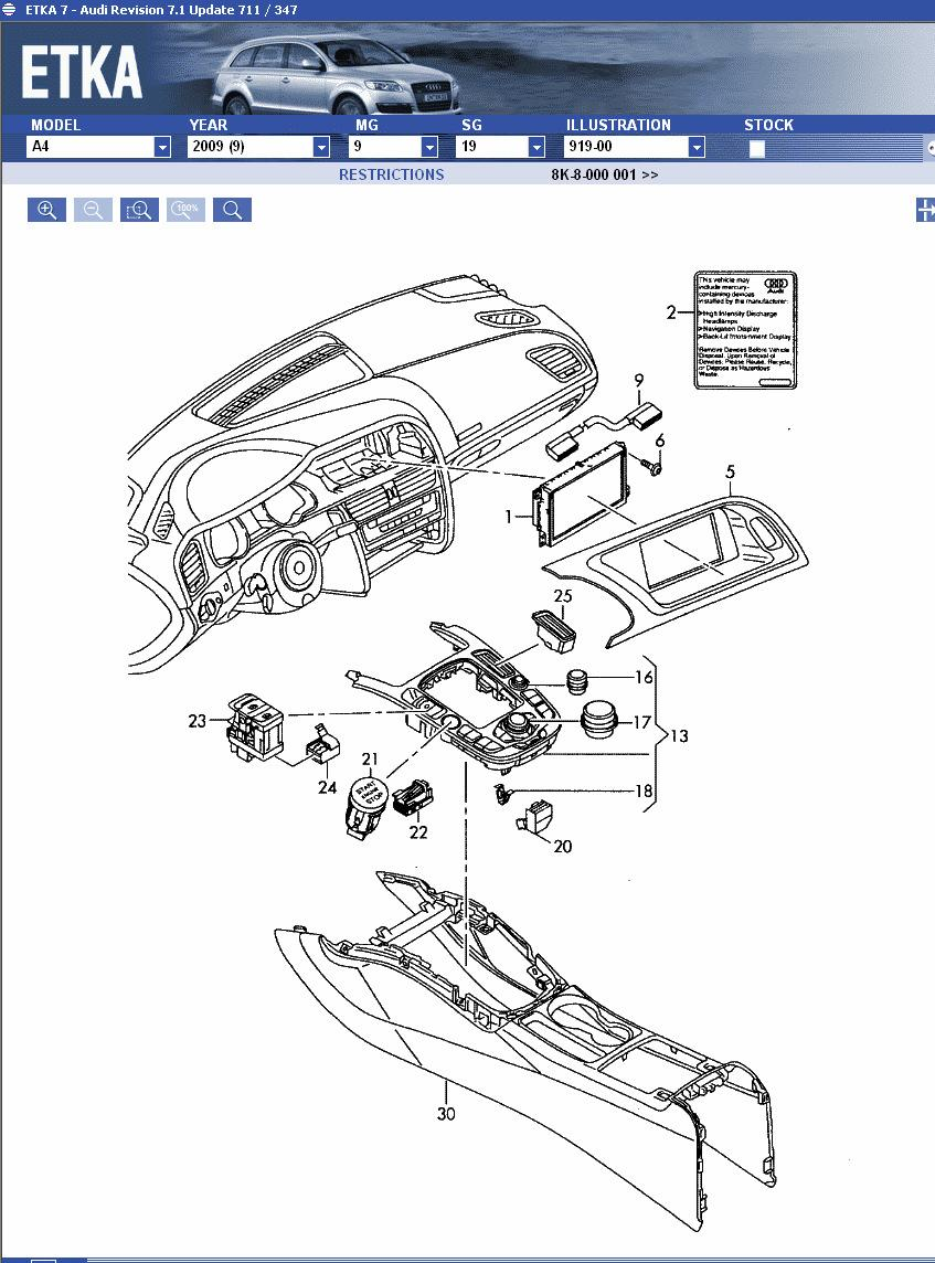 Audi In Car Entertainment Systems - PDF