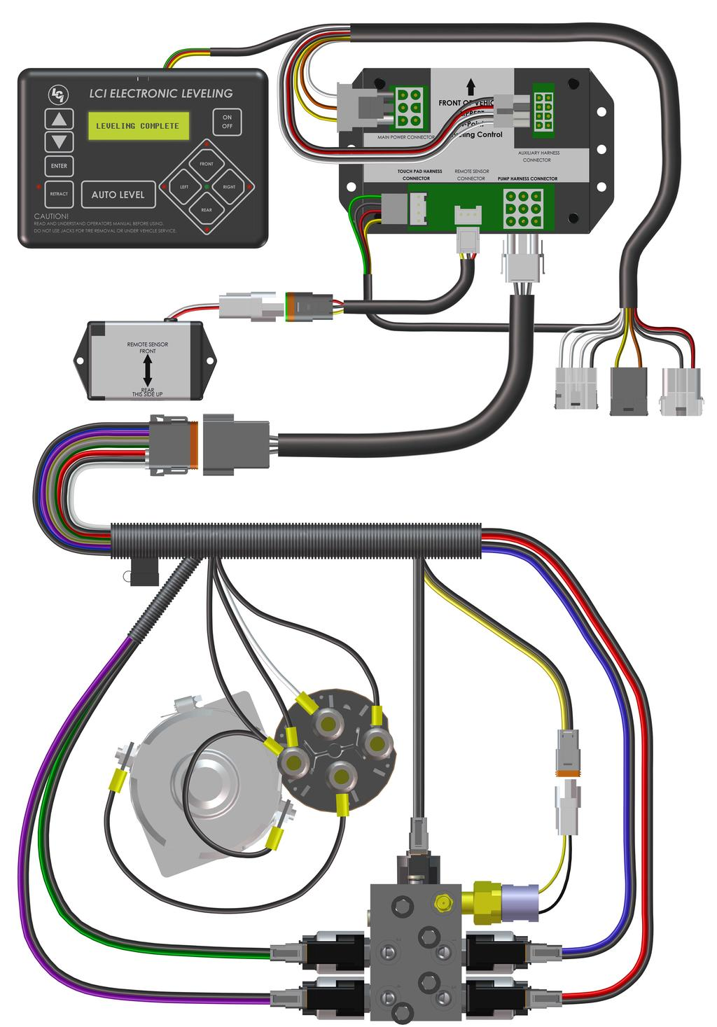 Lci Step Control Module Wiring Diagram from docplayer.net