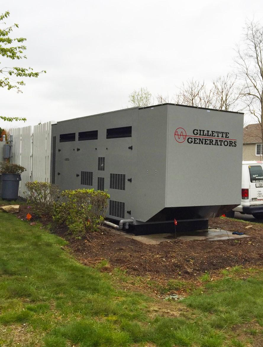 GILLETTE GENERATORS KW PRIME POWER GENERATORS - PDF
