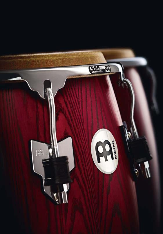 NOT MADE IN CHINA Triple Row 8 Compact American White Ash Frame 2-YEAR WARRANTY AE-CATA3S Meinl Percussion Artisan Edition Tambourine with Hammered Nickel Plated Steel Jingles
