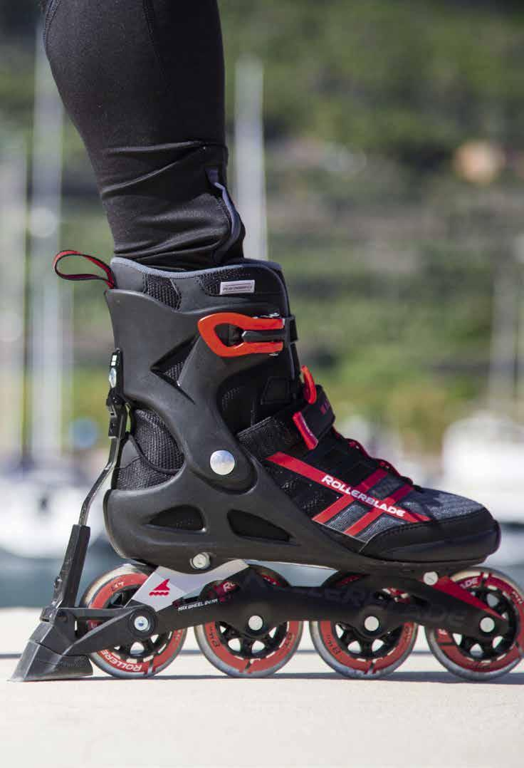 AHEAD ROLLERBLADE COLLECTION ENG PDF - Rollerblade abt