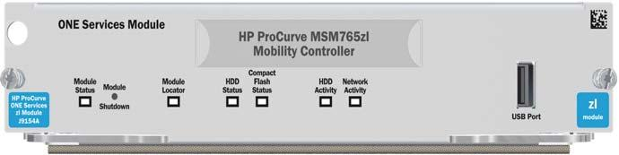 HP MSM765zl Mobility Controller  Installation and Getting Started