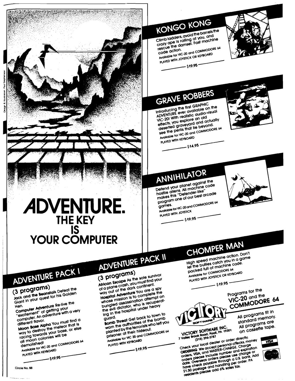 Advancing Computer Knowledge Pdf Commodore 64 Rev A Motherboard Schematics From 1982