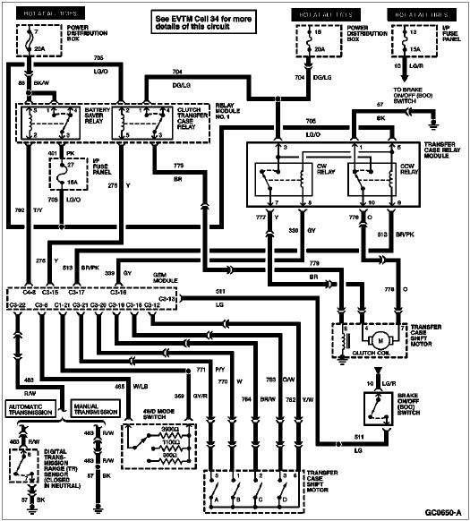 Wiring On An Aerostar E 4wd Transfer Case Pictures - Diagram ... on