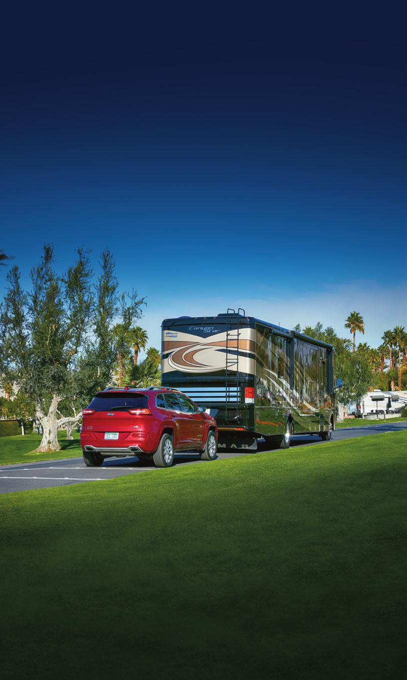 MotorHome 2017 GUIDE TO DINGHY TOWING 3. Contents 6 Before You Tow  Everything you need to know to help you tow like a