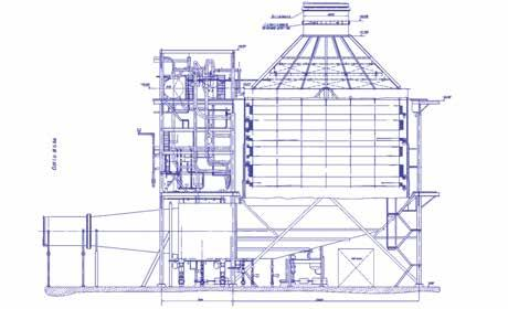HEAT-RECOVERY STEAM-GENERATORS. for steam-gas plants and gas-turbine