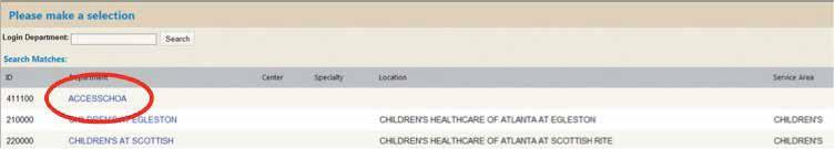Children s Healthcare of Atlanta  Physician Resource Guide - PDF