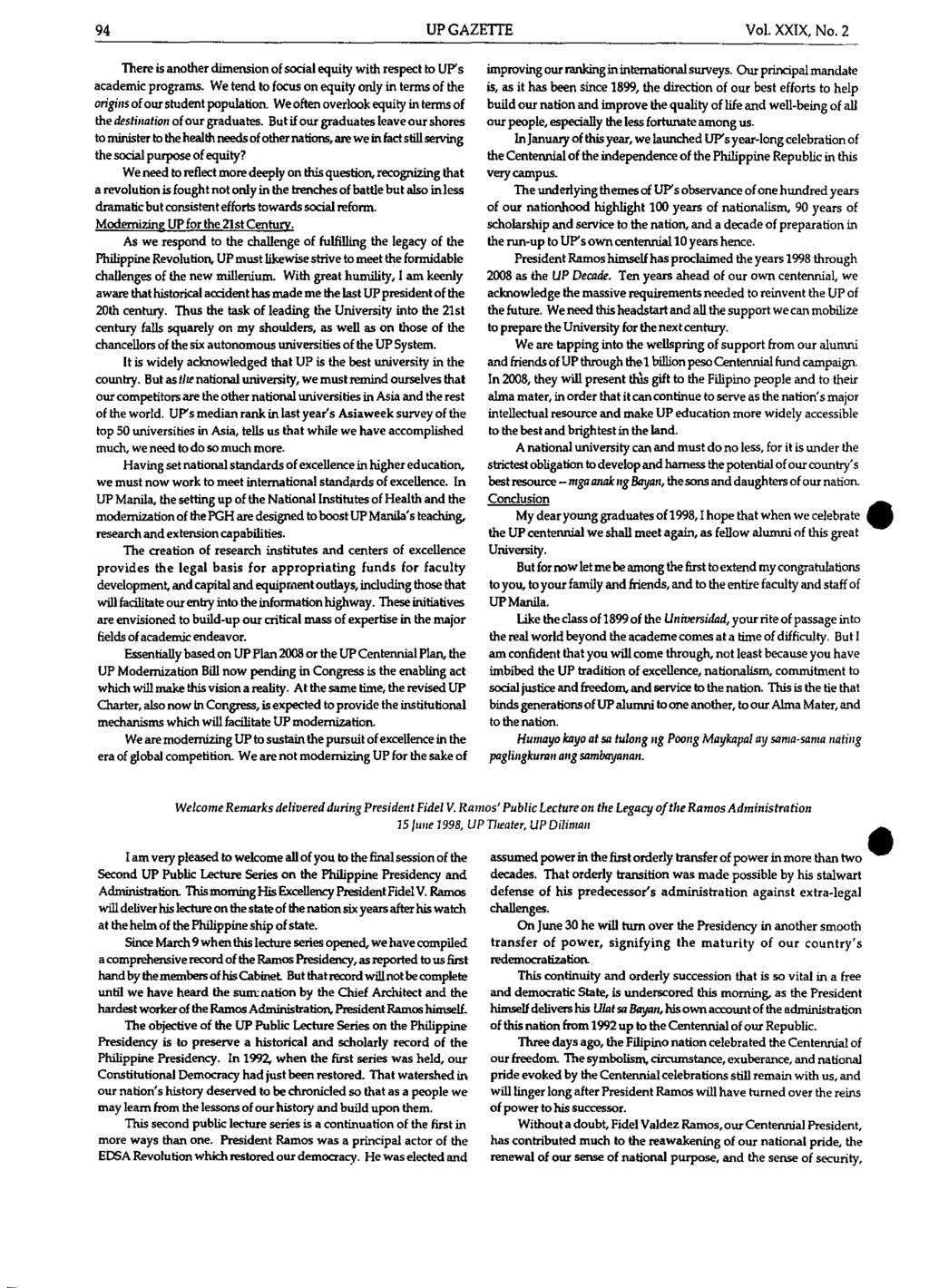 Contents January March 1998 Volume Xxix Number 1 Issnno Purpose Of Poe Network Switch Purposeof Administrative Circulars Decisions The Board Regents Pdf