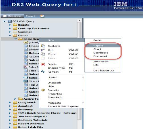 Intro to and What s New with DB2 Web Query - PDF