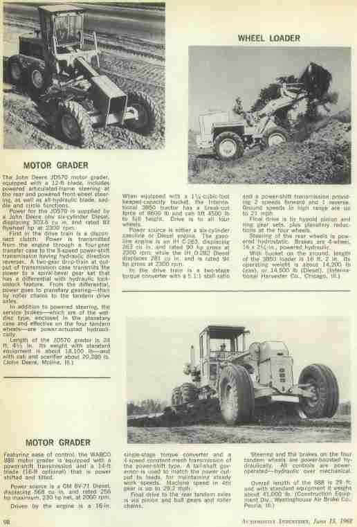 UST. 7th ANNUAL FARM AND CONSTRUCTION EQUIPMENT ISSUE V V I A ... 3534eb03a80