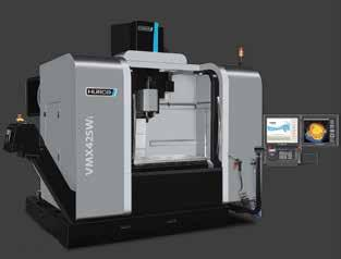 5-Axis  Max 5  Machining Centers  Technical Brochure  With