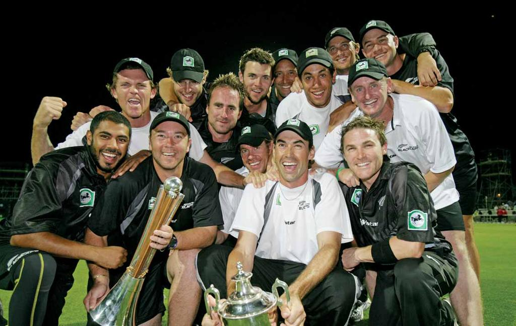 New Zealand Cricket (Inc ) ANNUAL  Report - PDF