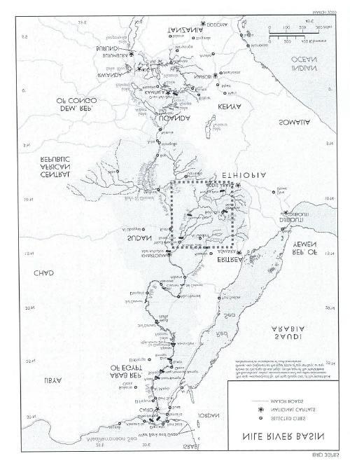 supervisors signature pdf Blue Nile River Map the current projects affected areas are seen in the map no 3 surrounded by
