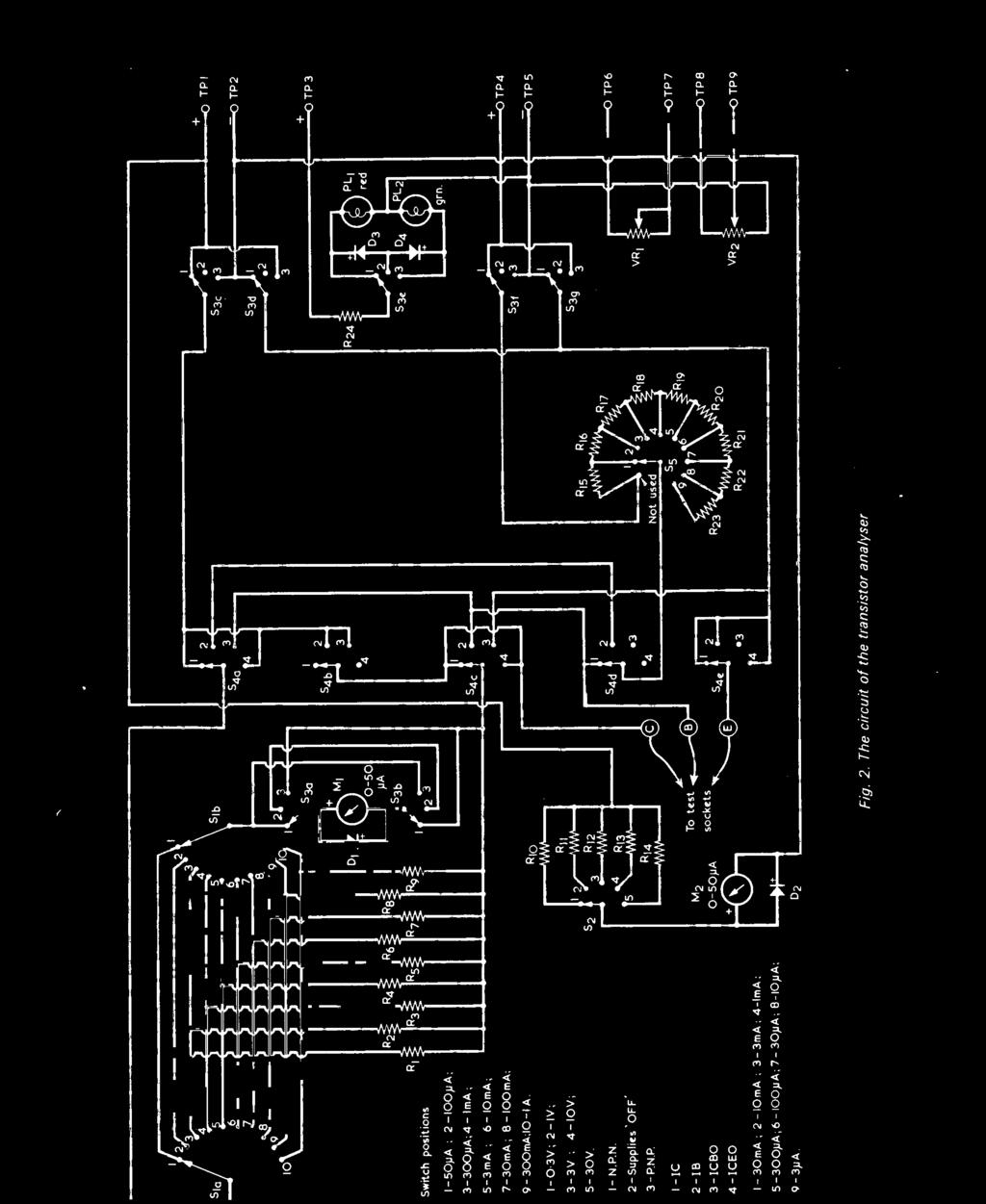 Forma Co Str Lct Electronics 20p Telephone Amplifier Transistor Intercom Circuit Electronic Circuits And Diagram N Cf U A Od H P