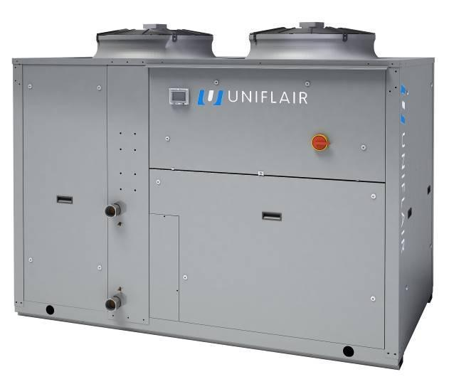 Instruction Manual AQUAFLAIR  ERAC Air-cooled water chillers with