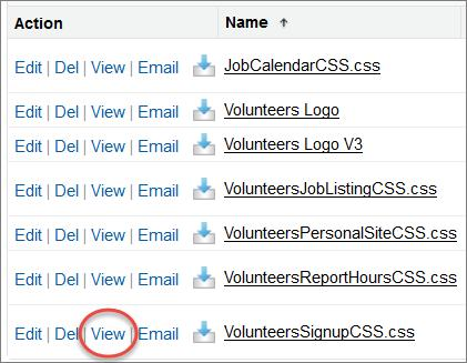 set up and configure volunteers for salesforce pdf