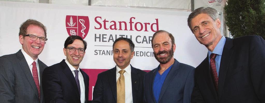 The Stanford Neuroscience Health Center  Combining advanced