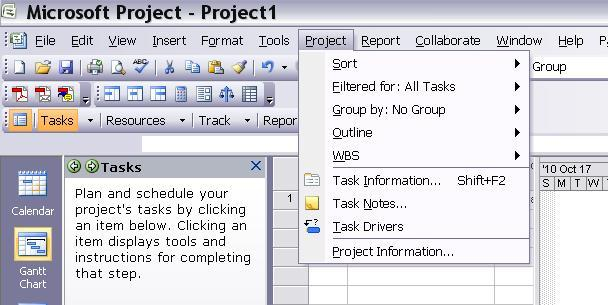 MS Project  : PDF created with pdffactory Pro trial version - PDF
