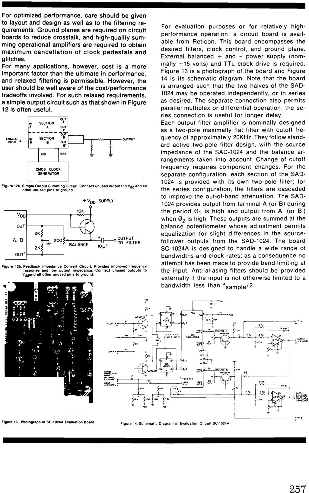 Electronic Music Circuits Pdf Ic 7805 Turnon Vr Circuit Diagram Diagrams For Optimized Performance Care Should Be Given To Layout And Design As Well