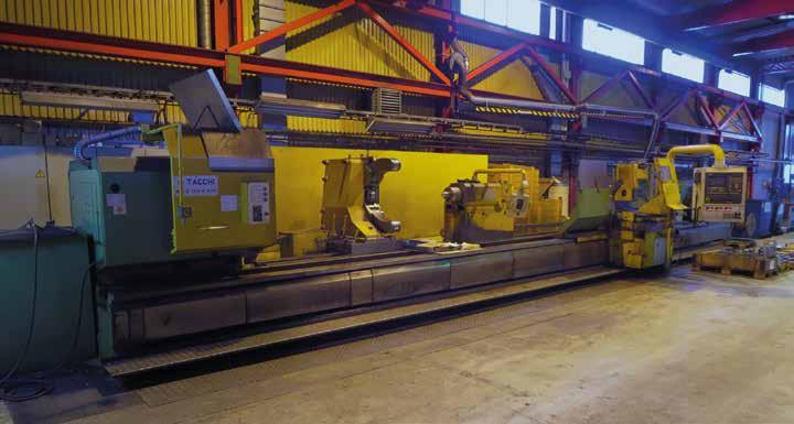 CONTENTS  02 Turning lathes 08 Vertical borers 09 Horizontal borers