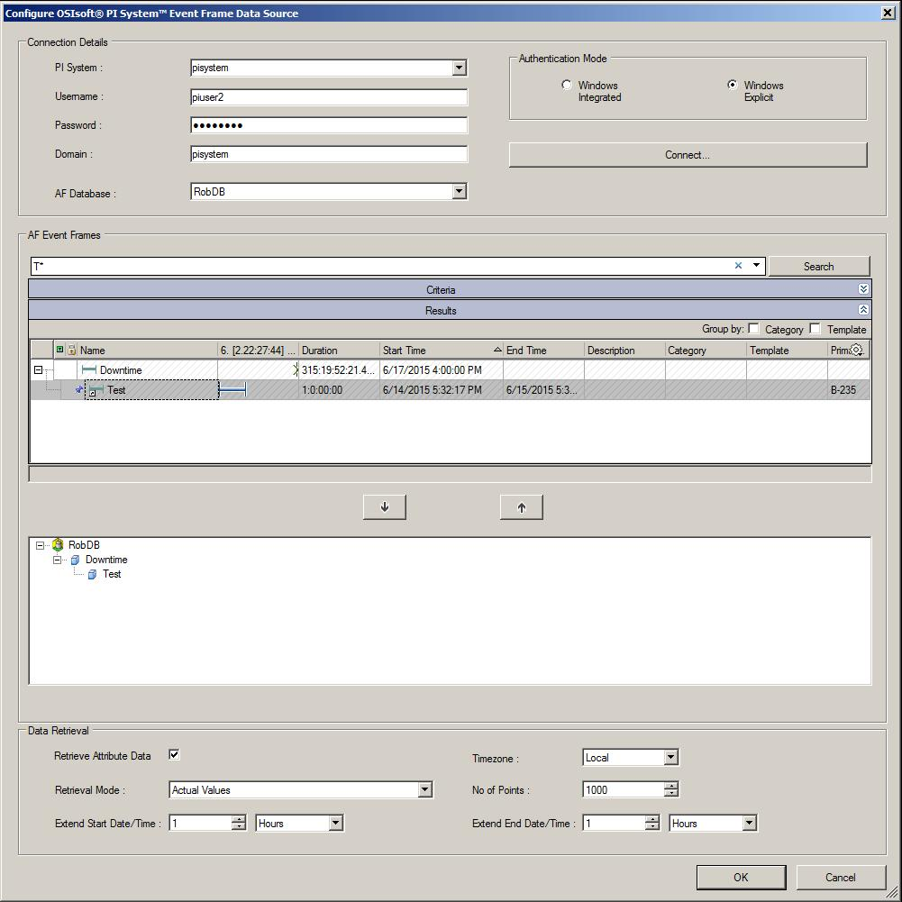 Custom Datasource For TIBCO Spotfire To Read Data From The