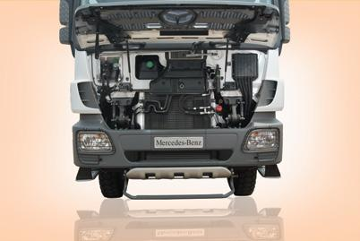 The Actros  Mercedes-Benz Indonesia - PDF