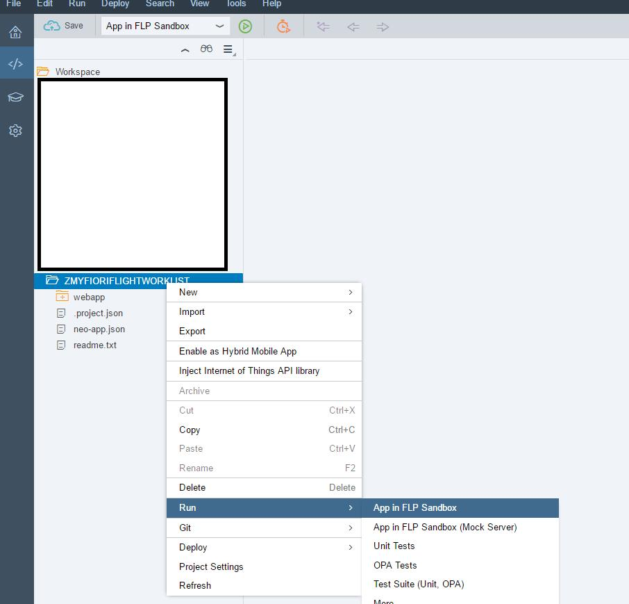 Fiori 101 How to Set Up a Fiori Tile Using Web IDE - PDF