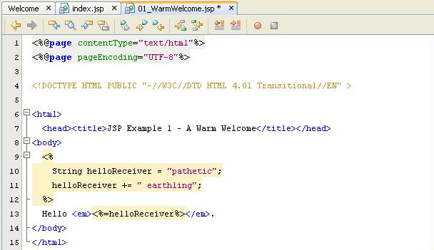 Web Development with Java EE* Introduction to Servlets and