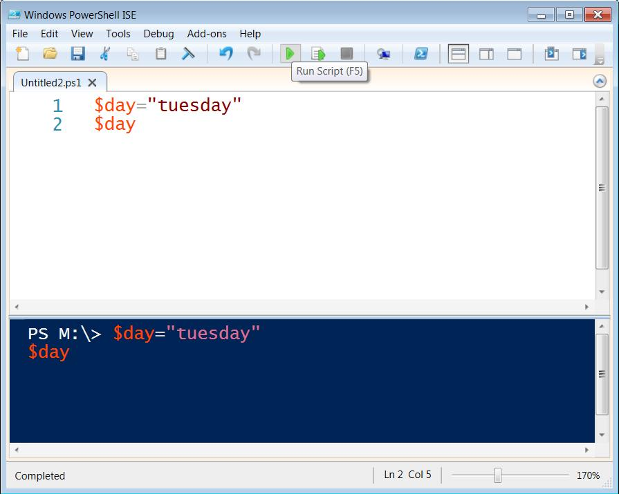 Getting Started With Microsoft PowerShell - PDF