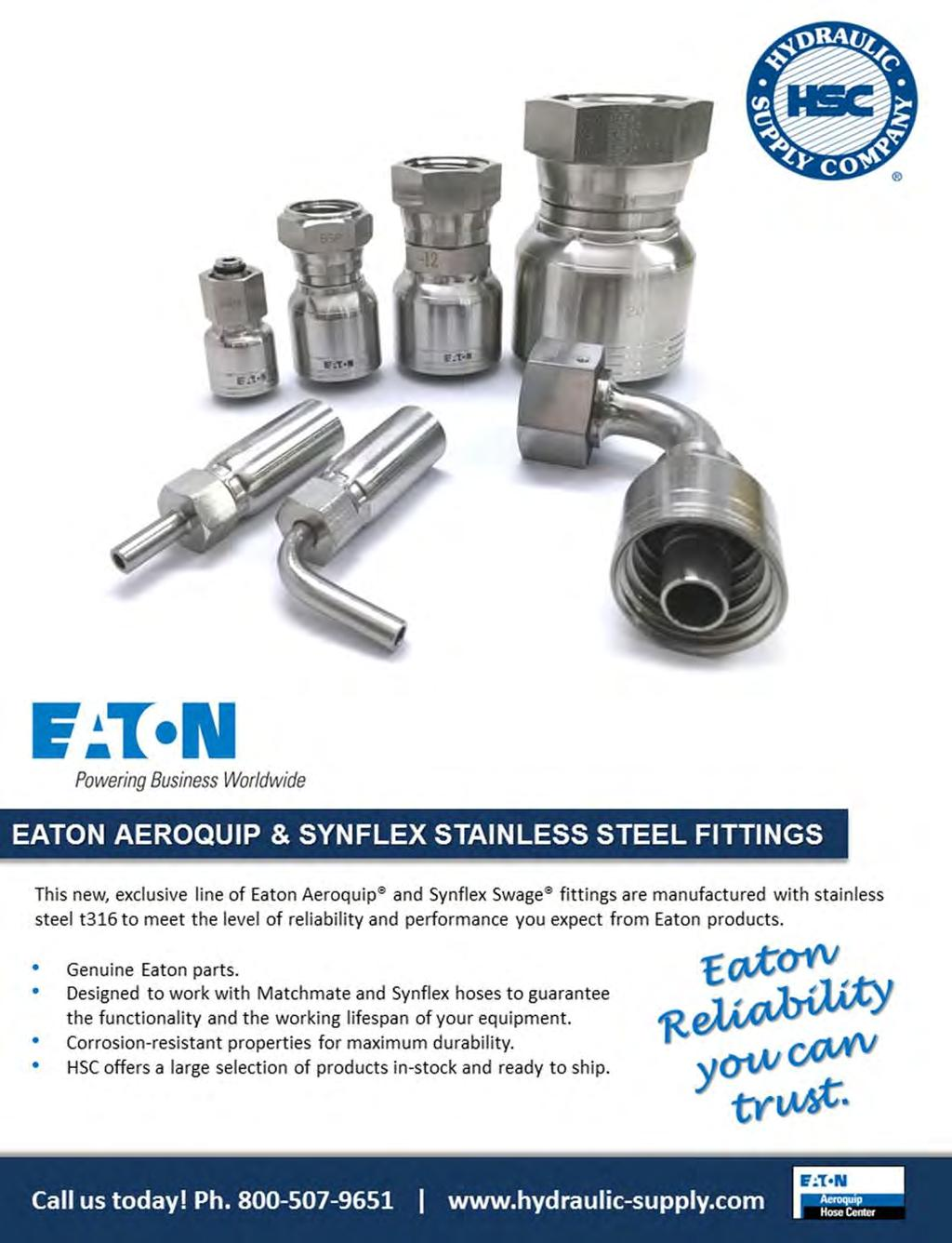 1//8 NPT Male 37 Degree JIC m m JIC 37 Degree /& NPT End Types Eaton Aeroquip 2021-2-3S Male Connector Pack of 10 End Size Male Pipe Thread Carbon Steel 3//16 Tube OD x 3//16 JIC