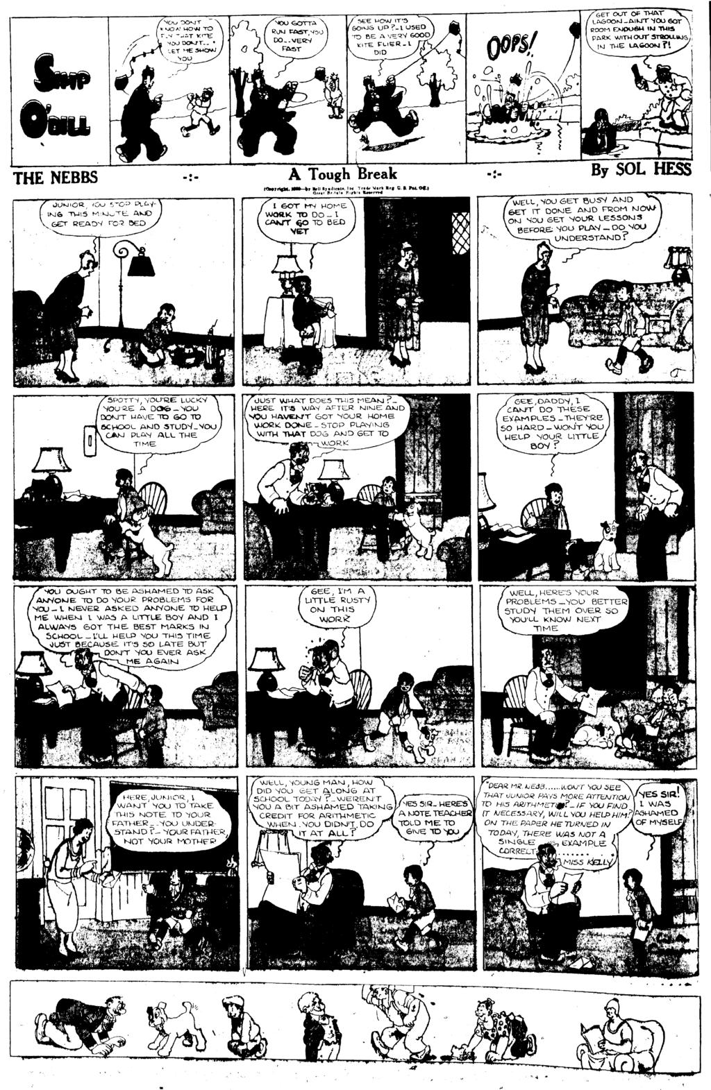 Mutt And Jeff The Worlds Champ In 1945 By Bud Fisher Pdf
