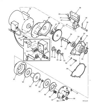technical service manual pdf Homelite Chainsaw Parts