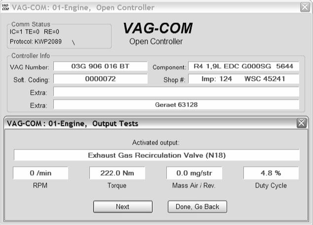 VAG-COM  Diagnostic Software for VW/Audi/SEAT/Skoda User s Manual