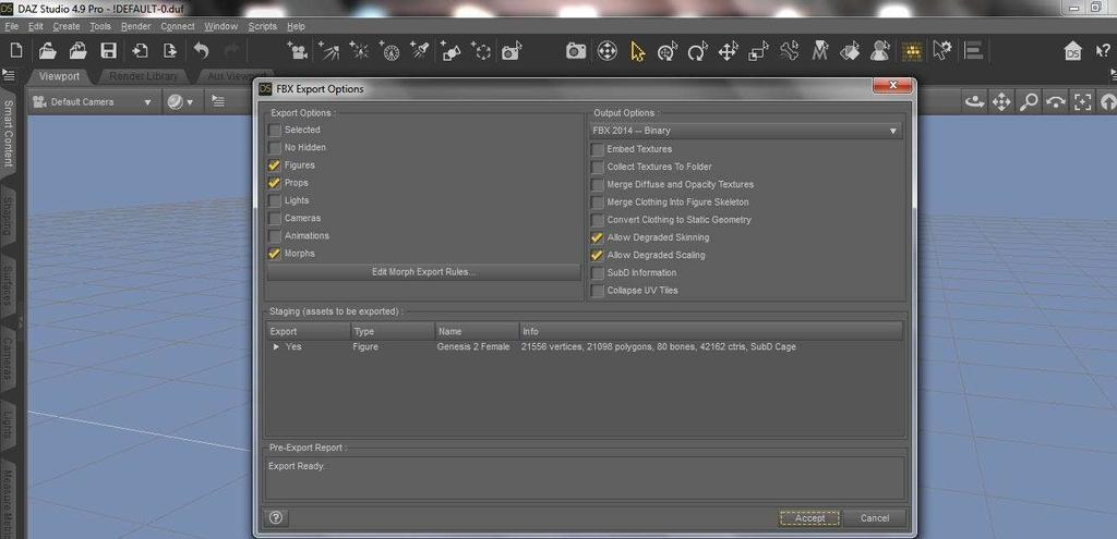 How to use DAZ figures with Mixamo animations in DAZ Studio