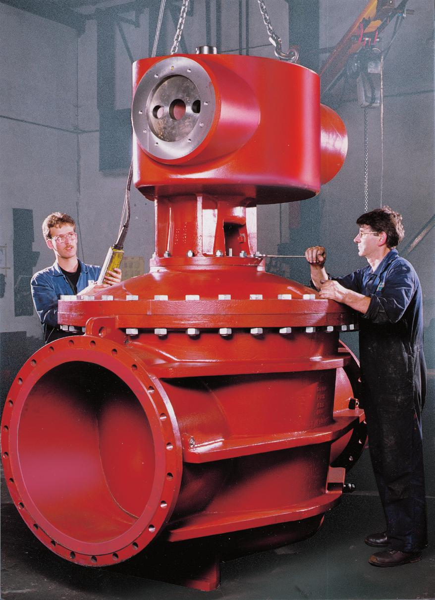 Rotary Cone Valves Engineering Creative Solutions for Fluid