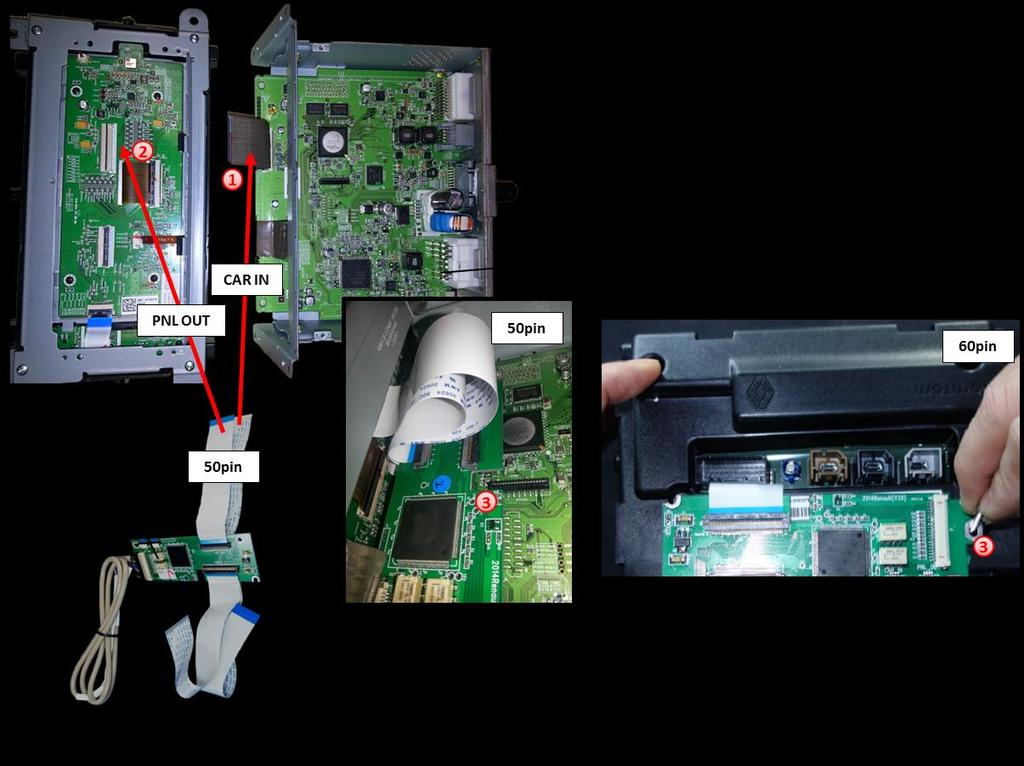 VL2-RLINK  for Dacia Vehicles with LG Head-Unit and Renault