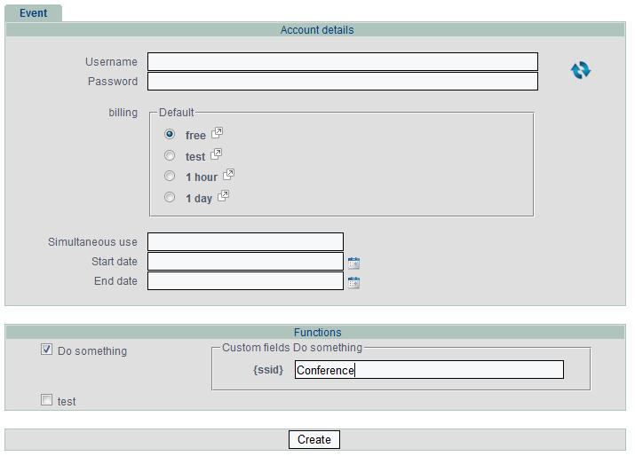 Tiger IP Connect appliance detailed functionality list - PDF
