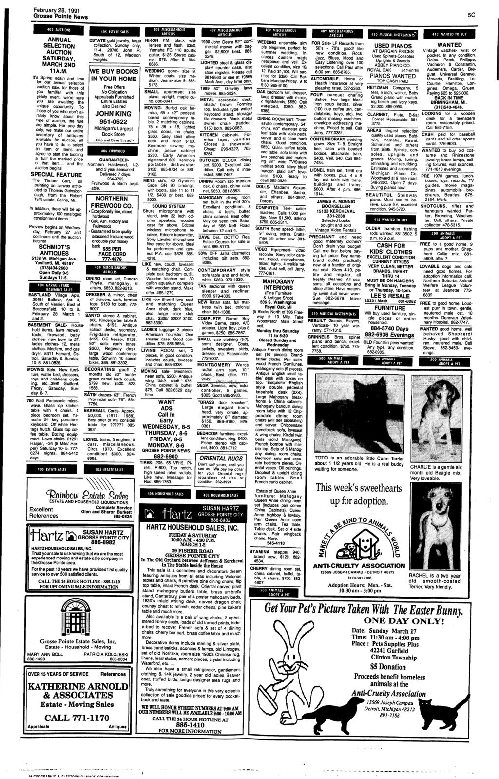 Pointers In Desert Stbrm Now Number More Than 50 A Community Animal Scarer Hobby Circuits And Projects Newspaper News Vol 52 No9 Ji Grosse Pointe Michigan Since Pdf