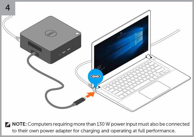 Dell Thunderbolt Dock TB16  User Guide - PDF