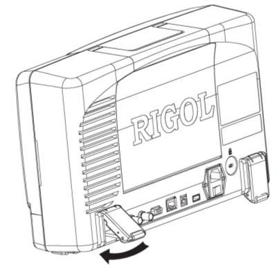 Rigol Quick Guide Ds6000 Series Digital Oscilloscope Aug Rigol