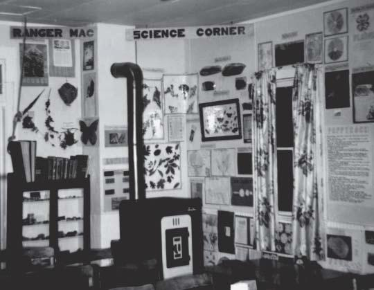 Afield with Ranger Mac science corner