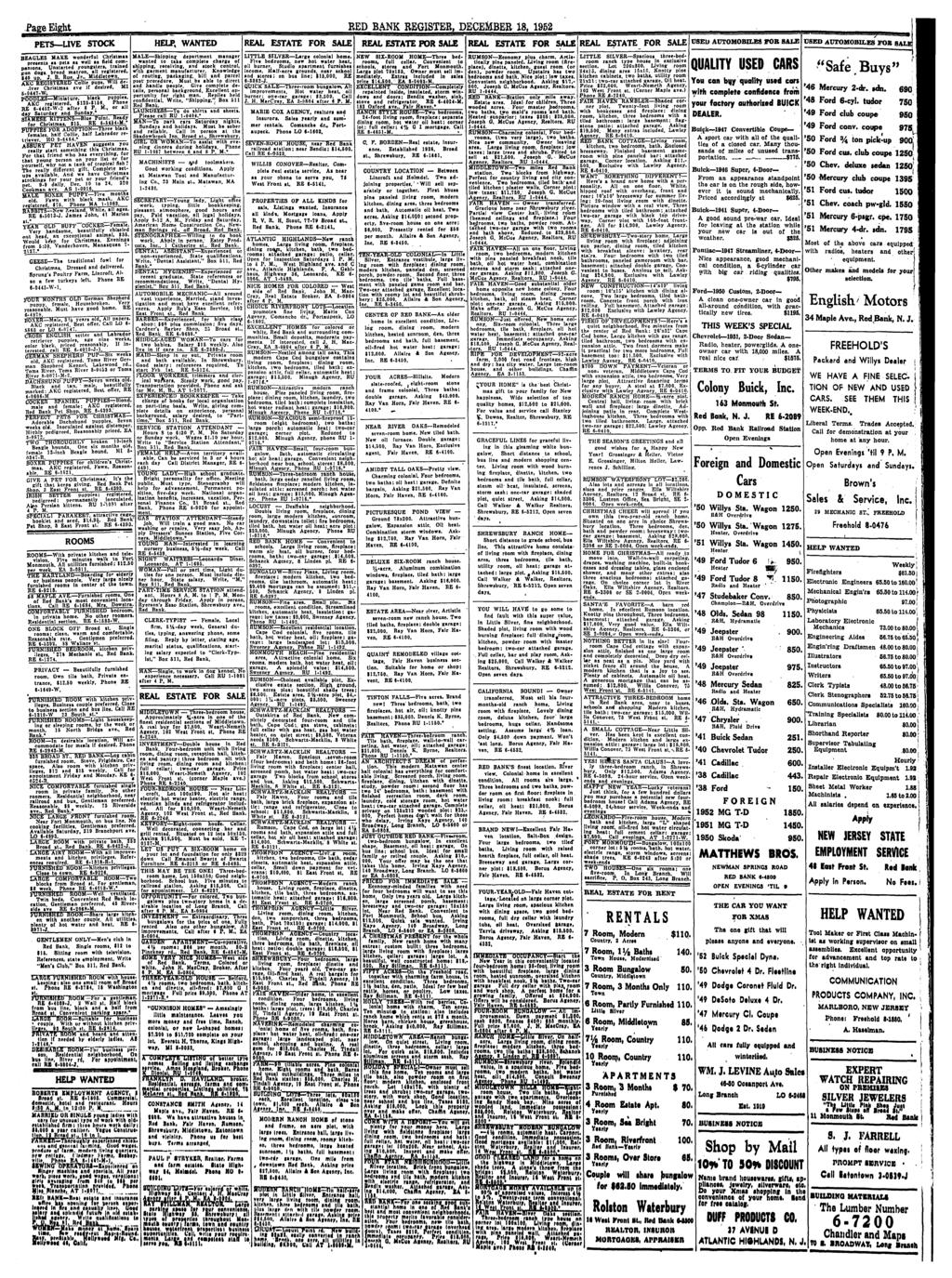 red bank register this paper will be issued pdf Kaiser Henry J