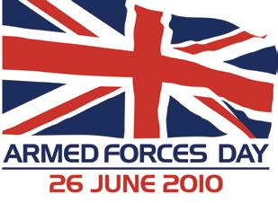 The day aims to raise awareness of and support for the Armed Forces community and highlight the outstanding contribution they make to this country.