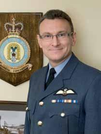Brize News Gp Capt Dom Stamp joined the Royal Air Force in 1988 and was posted to the Hercules for the first of 4 tours, flying the C130K, in 1989.